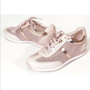 NWOB Michael Kors Maggie Trainer Shoes 9.5